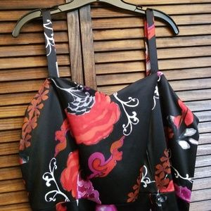 Lane Bryant straps / strapless summer dress
